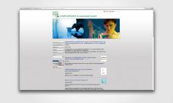 Website für die Cheplapharm Arzneimittel GmbH