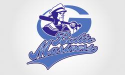 """Logo für die erste Greifswalder Baseball Mannschaft """"Baltic Mariners"""""""
