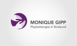 Logo für die Physiotherapie Monique Gipp