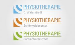 Logo für die Physiotherapie Waterstradt