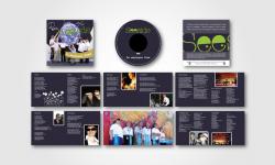 """Gestaltung der ersten CD von """"SeeSide"""" (CD, CD-Tray und Booklet)"""